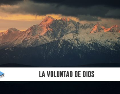 LA VOLUNTAD DE DIOS